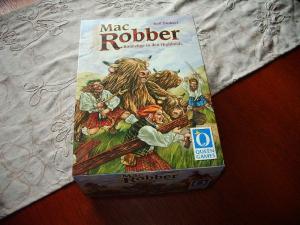 Mac Robber - Queen-Games