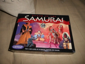 Honor of the Samurai - Gamewright - englisch