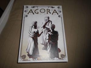 Agora - Spielworkx - Folie