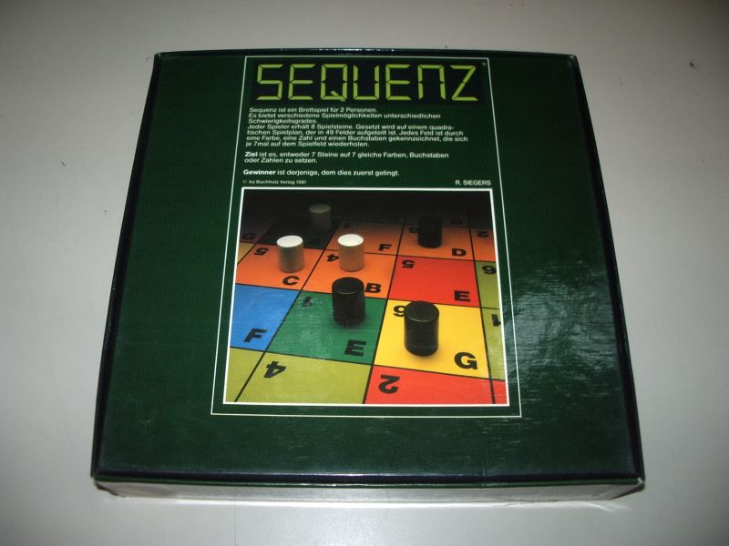 Sequenz Spiel