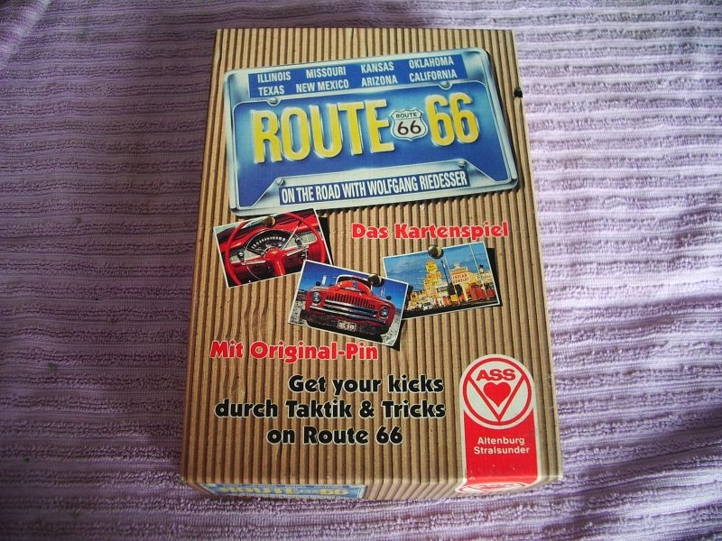 Route 66  ASS