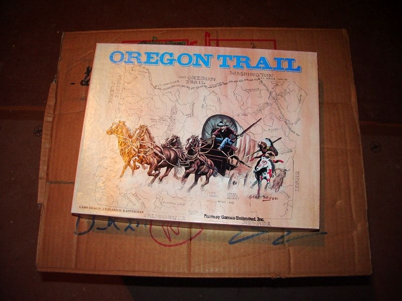 Oregon Trail  Fantasy Games