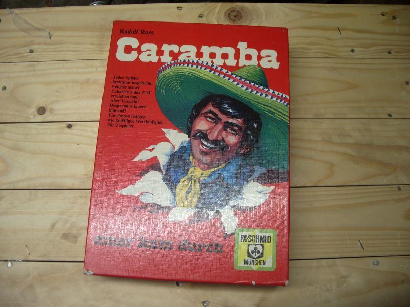 Caramba  FX Schmid