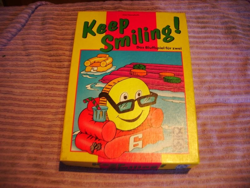 Keep Smiling  FX Schmid