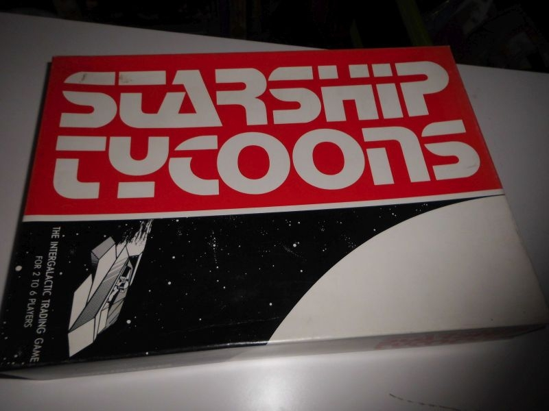 Starship Tycoons