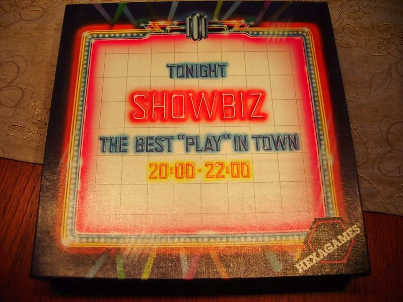 Showbiz  Hexagames