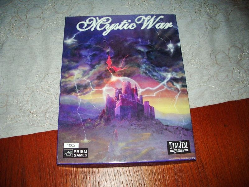 Mystic War  TimJim Games