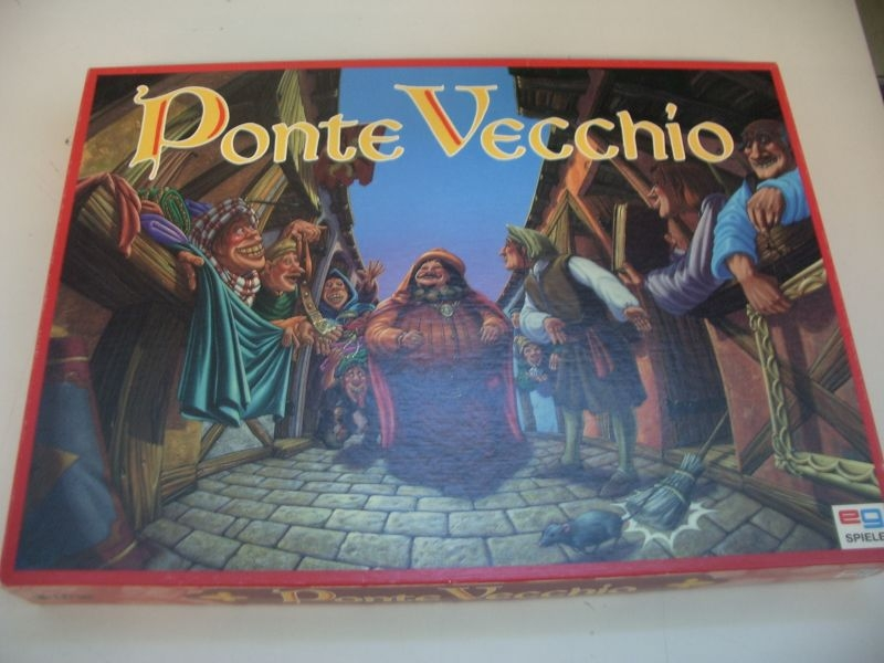 Ponte Vecchio - eg-Spiele