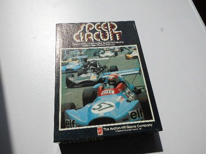 Speed Circuit - Avalon Hill