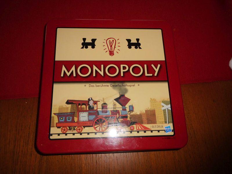 Monopoly - Retro Edition in Blechdose - Hasbro