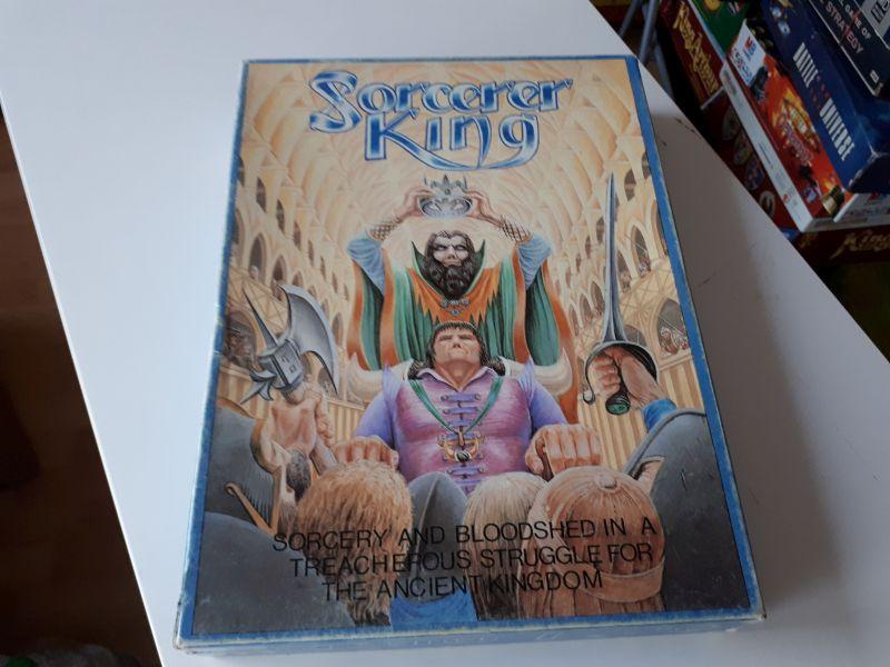 Sorcerer King - english - Wotan Games