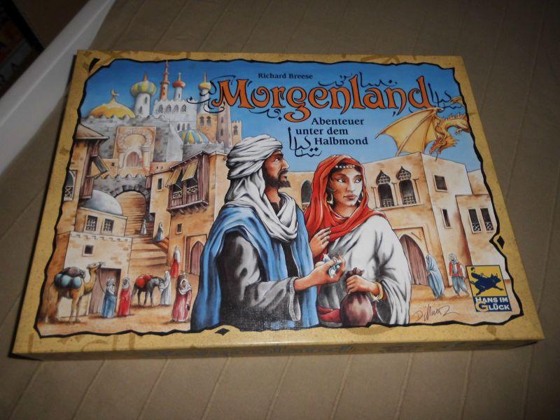 Morgenland - Hans im Glück