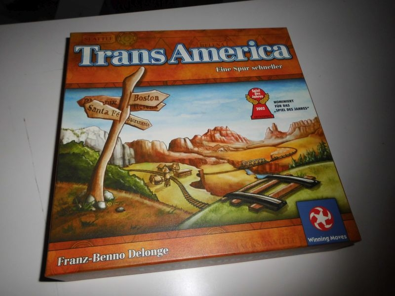 Trans America - Winning Moves