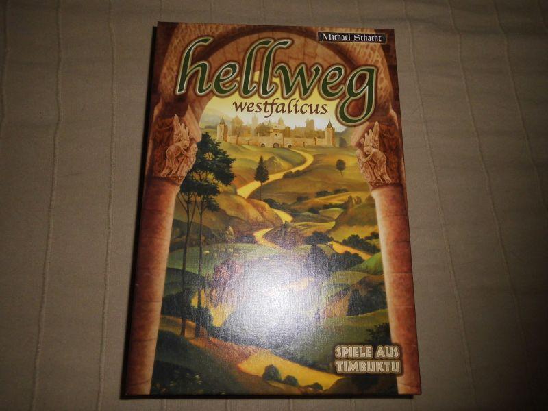 Hellweg Westfalicus - Spiele aus Timbuktu - Michael Schacht