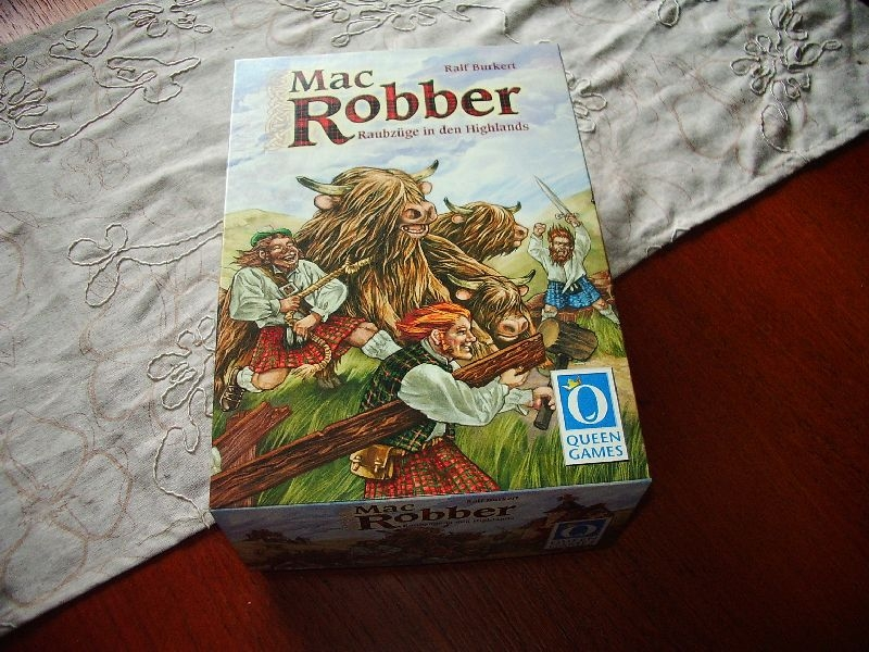 Mac Robber - Queen-Games