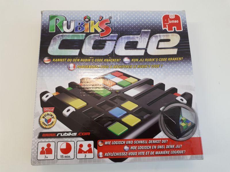 Rubiks Code - Jumbo