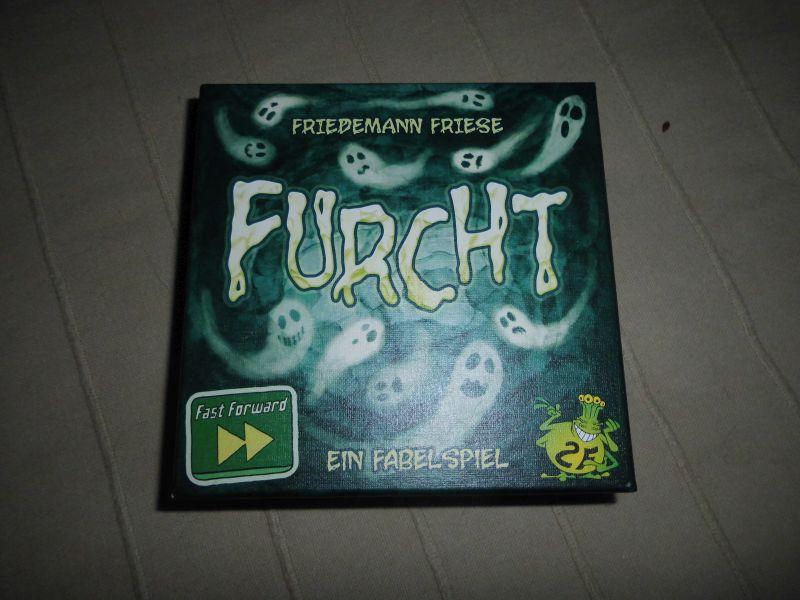 Fast Forward: Furcht - Friedemann Friese - 2F-Spiele