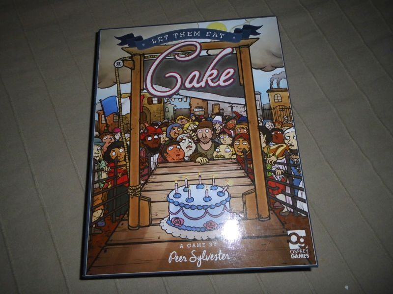 Let Them Eat Cake - First Edition