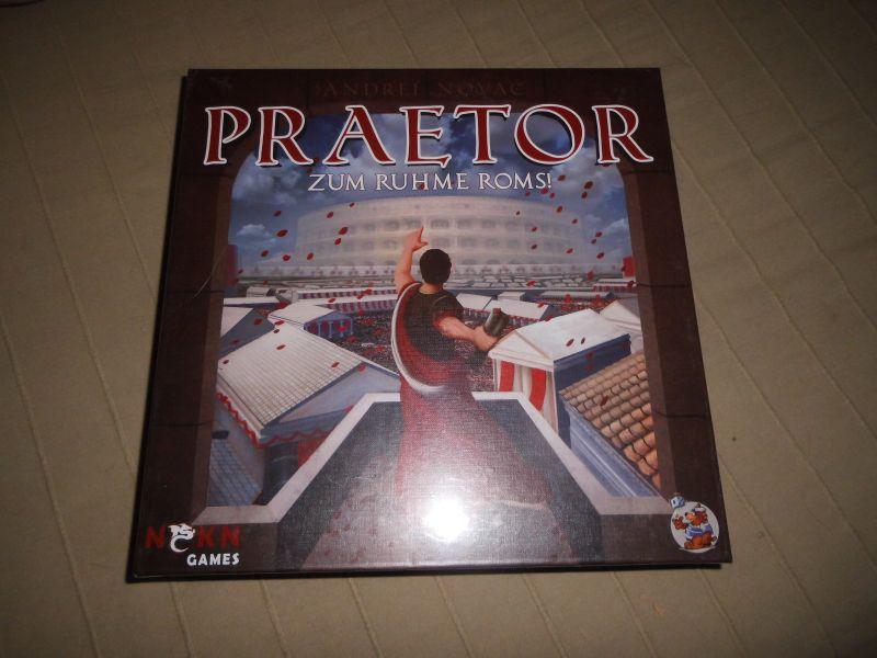 Praetor - Zum Ruhme Roms! - Folie