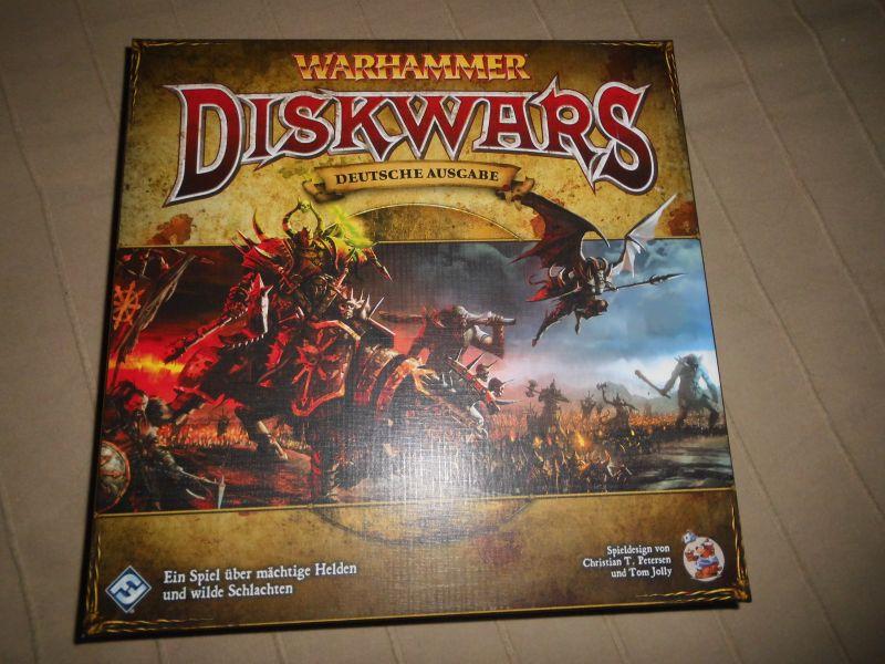 Warhammer: Diskwars - German Edition