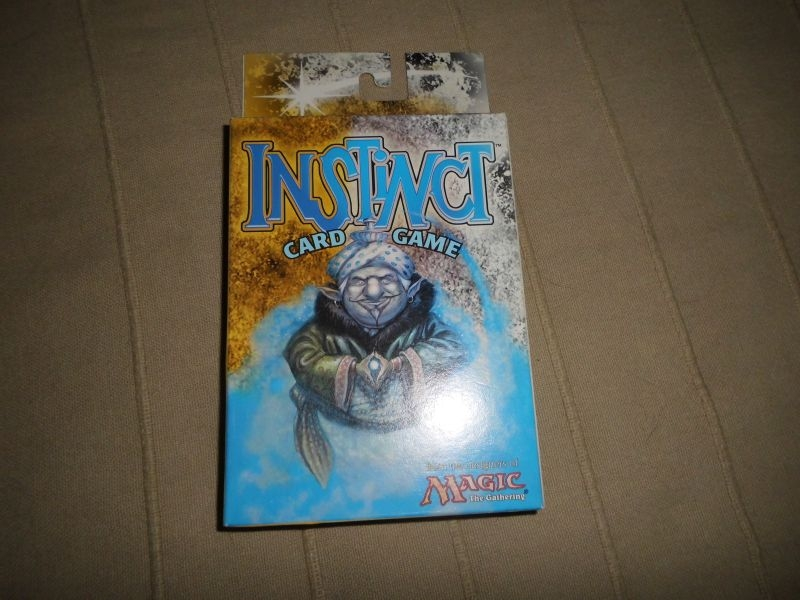Instinct - Card Game - englisch - Magic The Gathering