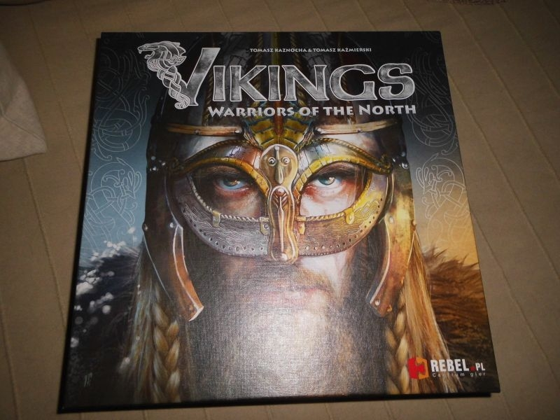 Vikings - Warriors of the North - englisch - Rebel