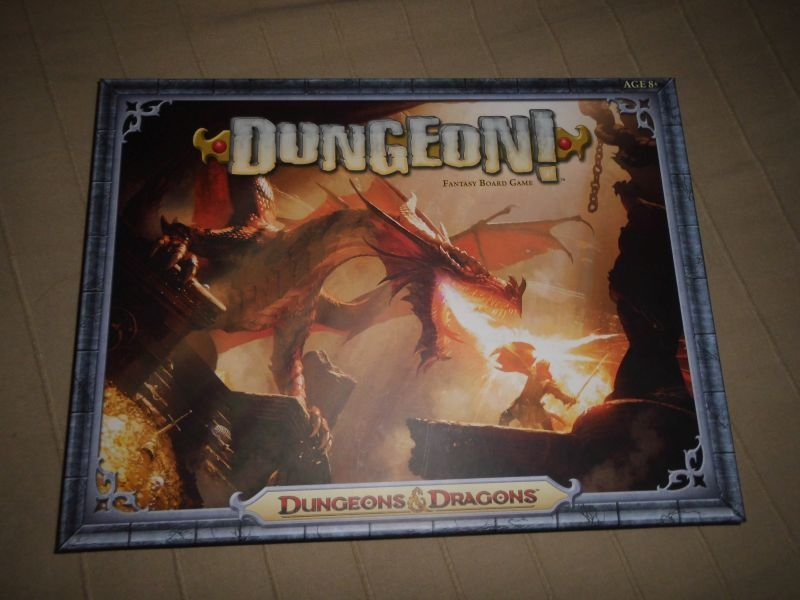 Dungeon! - 5th Edition - Dungeons & Dragons
