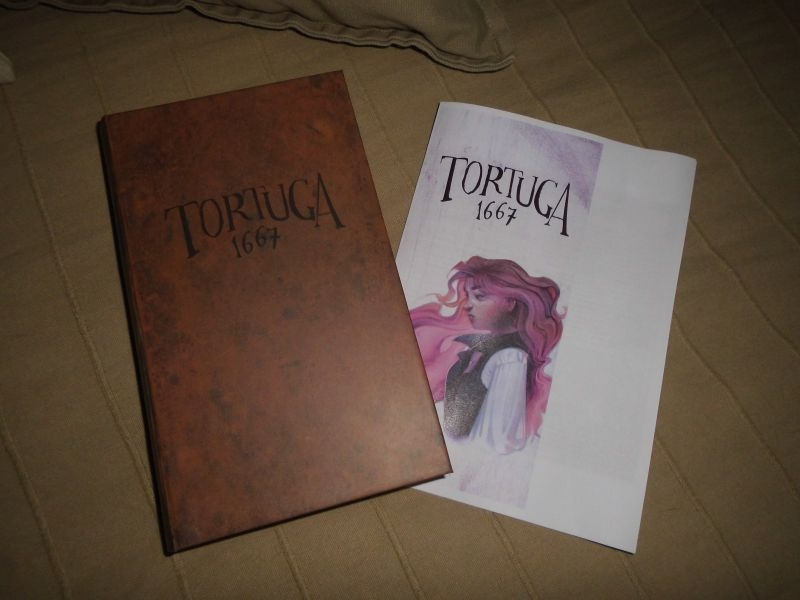 Tortuga 1667 - Kickstarter - englisch/deutsch - Fascade Games