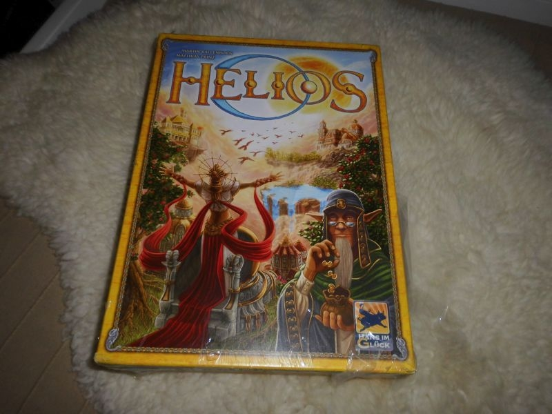 Helios - Folie - Hans im Glück
