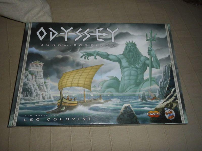 Odyssey - Zorn des Poseidon - Heidelberger