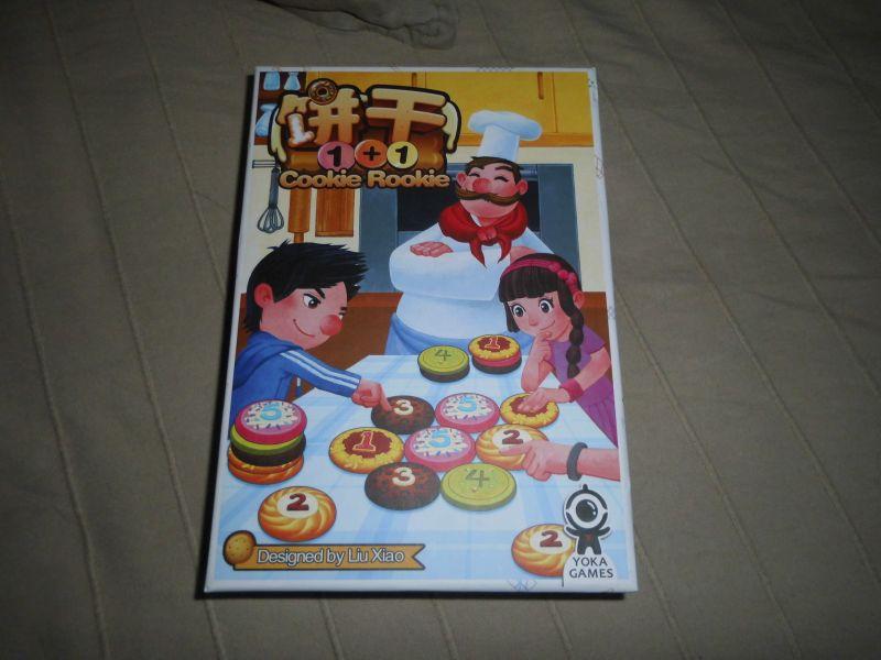 Cookie Rookie - englisch - Lui Xiao - Yoka Games