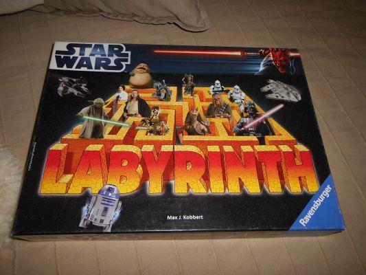 STAR WARS - Labyrinth - Ravensburger