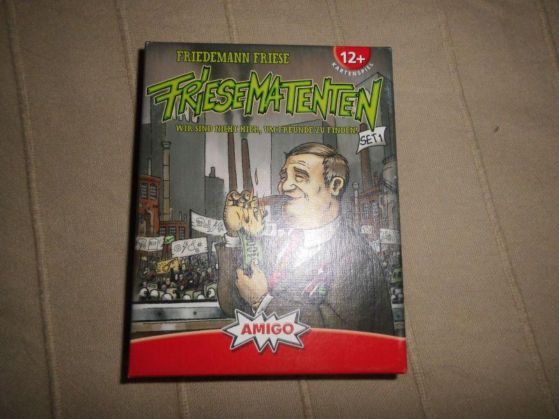 Friesematenten - Friedemann Friese - 2F-Verlag - Amigo