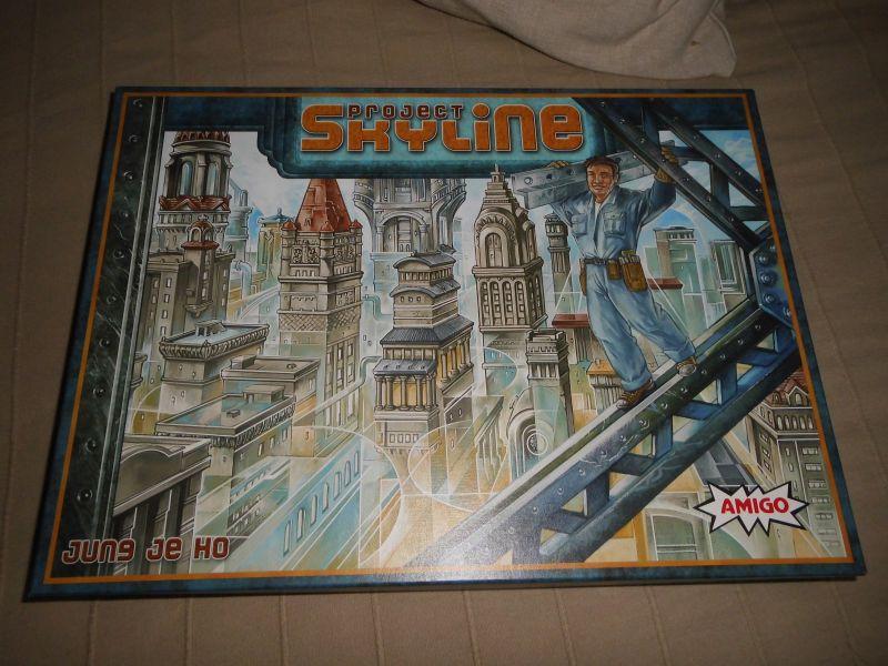 Project Skyline - Amigo