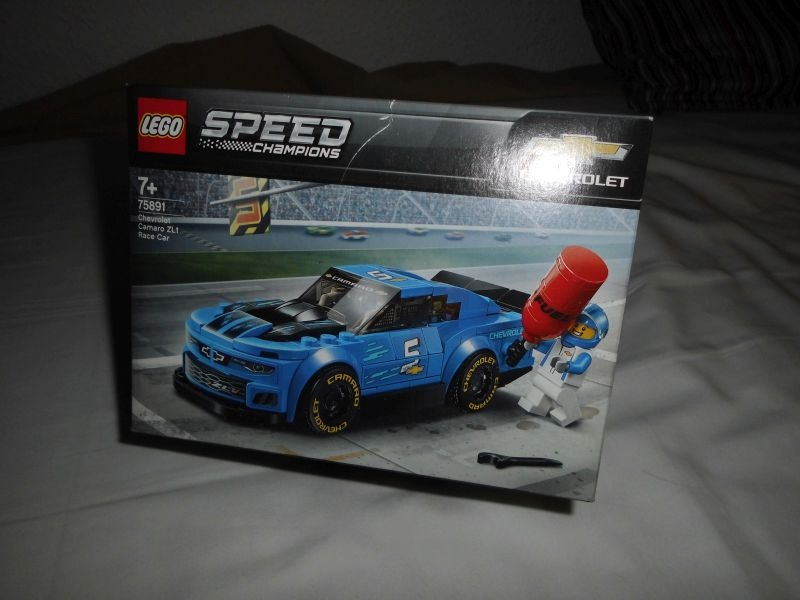 Lego - 75891 - Speed Champion - Chevrolet Camaro ZL1 Race Car - OVP