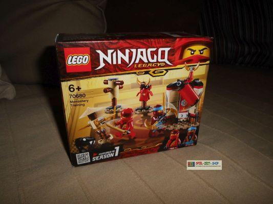 Lego - Ninjago - 70680 - Monastery Training - OVP