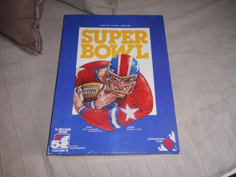 Super Bowl ungespielt International Team