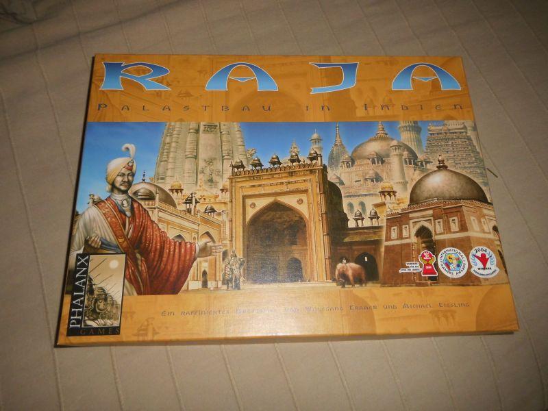 Raja Phalanx ungespielt