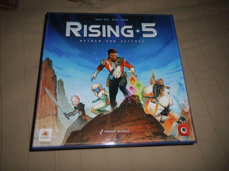 Rising 5 Portal Games