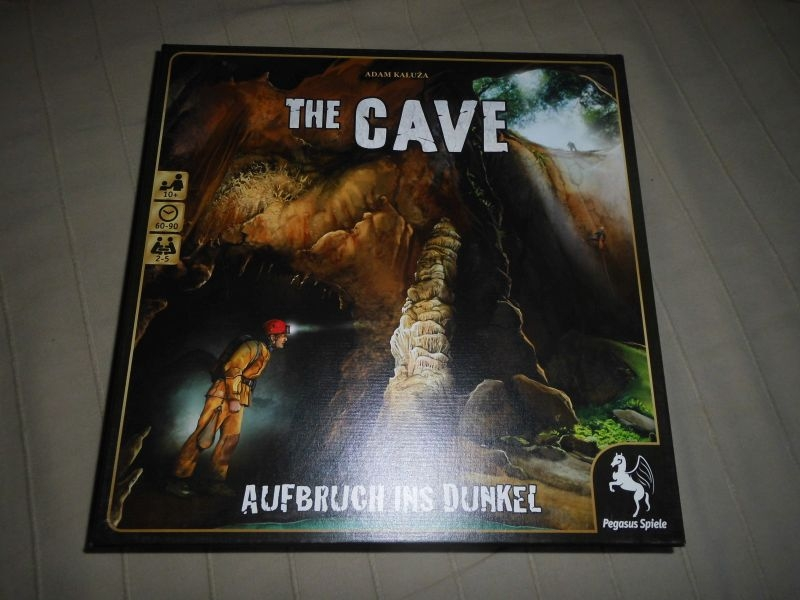 The Cave Aufbruch ins Dunkel Pegasus