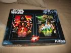 STAR WARS - Puzzle - Heroes und Villains - 2 Puzzle mit je 1000 Teile