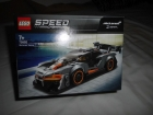 Lego - 75892 - Speed Champion - McLaren Senna - OVP